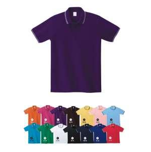深紫色广告衫