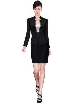 女夏职业装 白领职业装 北京职业装 定制