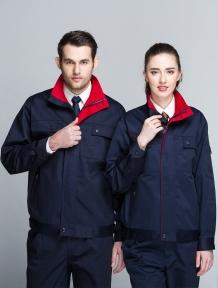 冬季棉服工作服定制_如何按照身高挑选款式