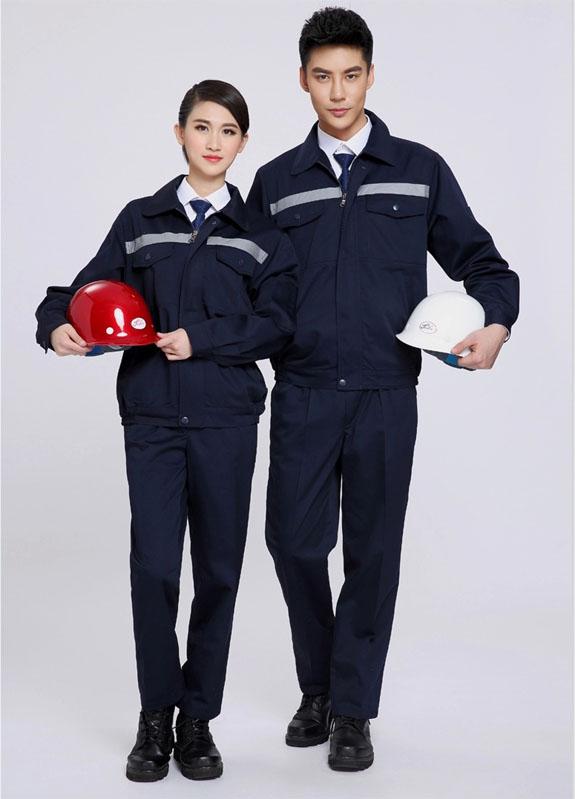 高温环境下工作定制哪种工作服比较好?