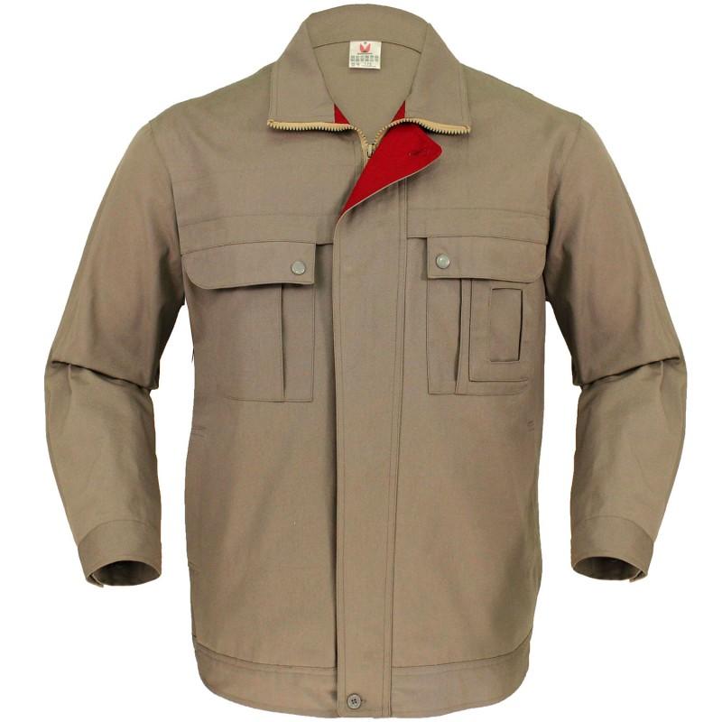 阻燃工作服采用的面料有什么特点?电工为什么会穿到阻燃工作服?