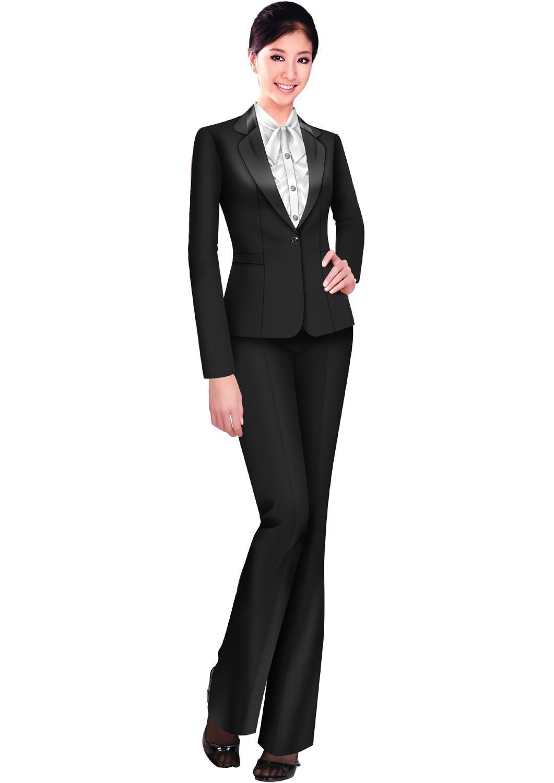 职业女性对穿西装有什么讲究?怎样定制西装?