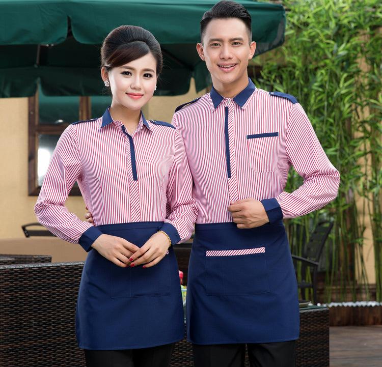 全棉酒店工作服都有哪些特点呢?如何定制?