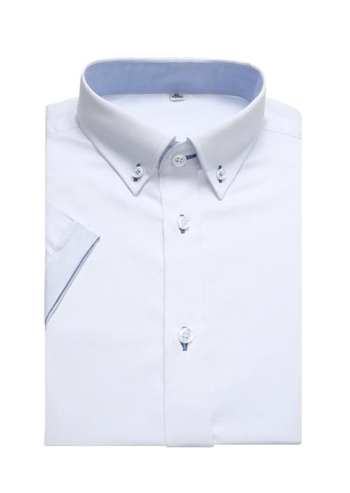衬衫定制的面料如何选择?怎样搭配比较好看?